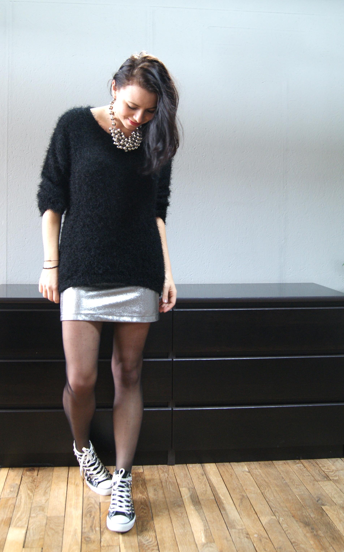 Achats converse noir avec jupe52% OFF en ligne