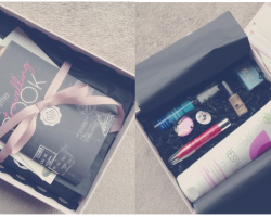 GLOSSYBOX DE MARS : GLOSSY IN THE CITY