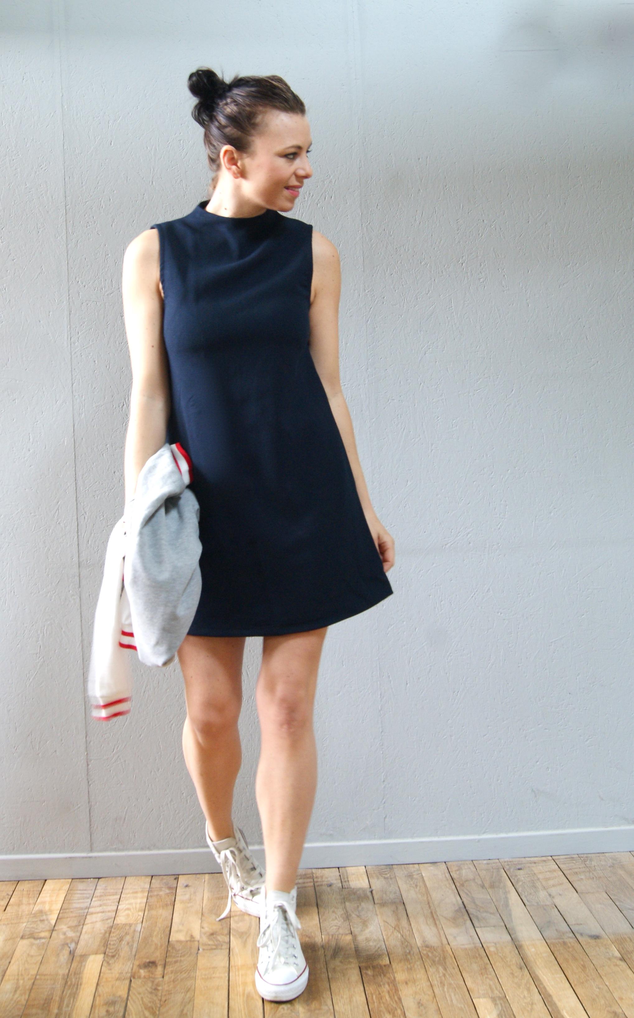 robe femme converse