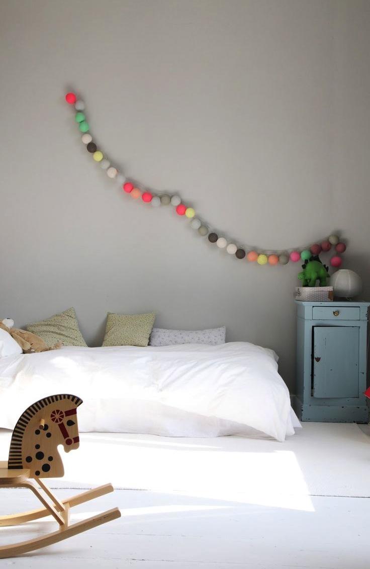 Oh les jolies chambres de fille aur lie malau blog mode for Pinterest chambre