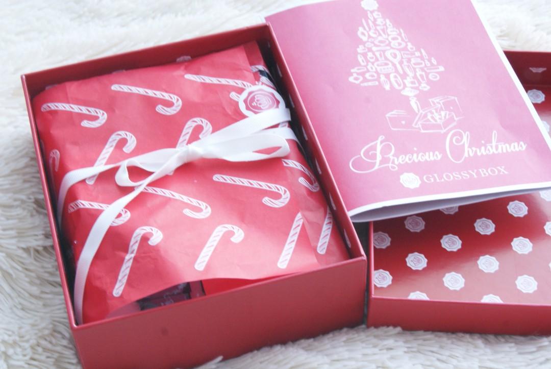 glossybox décembre