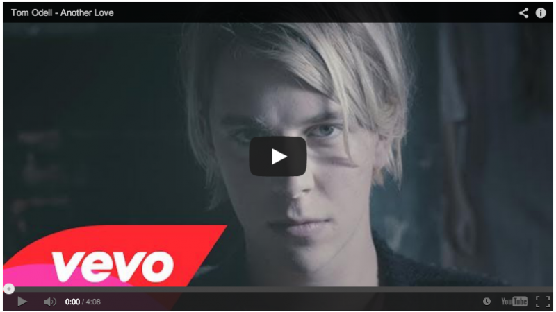 another love tom odell