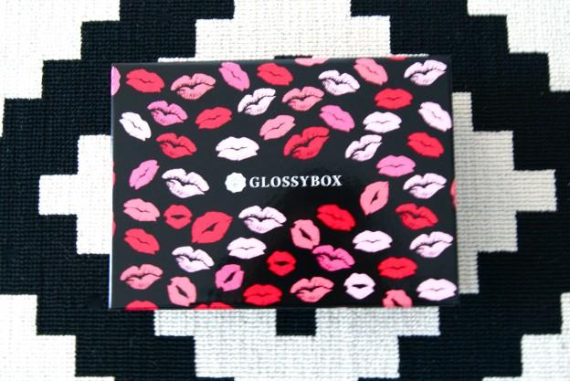 GLOSSYBOX février 2014