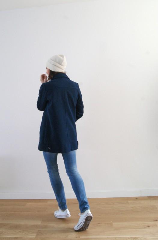 perfecto bleu marine