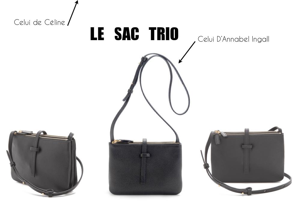 818e6ca346 LE SAC TRIO DE CéLINE… MOINS CHER – Aurélie Malau BLOG MODE, BEAUTÉ ...