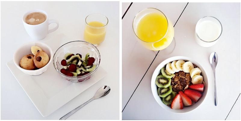 petits dejeuné blog cuisine