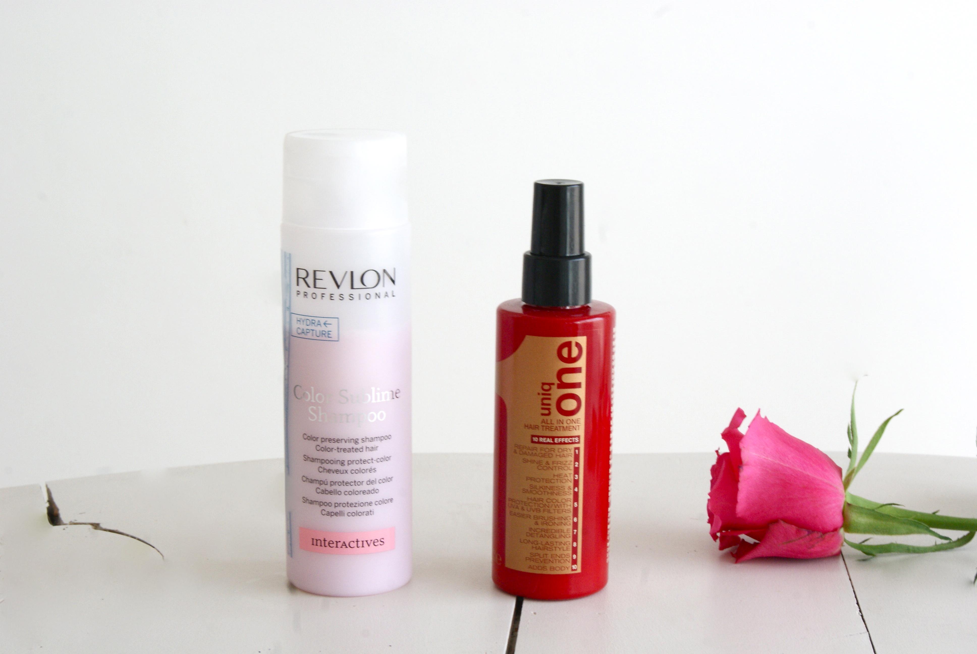 One après shampoing