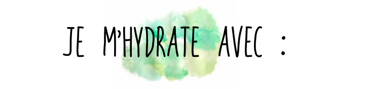 crèmes hydratantes