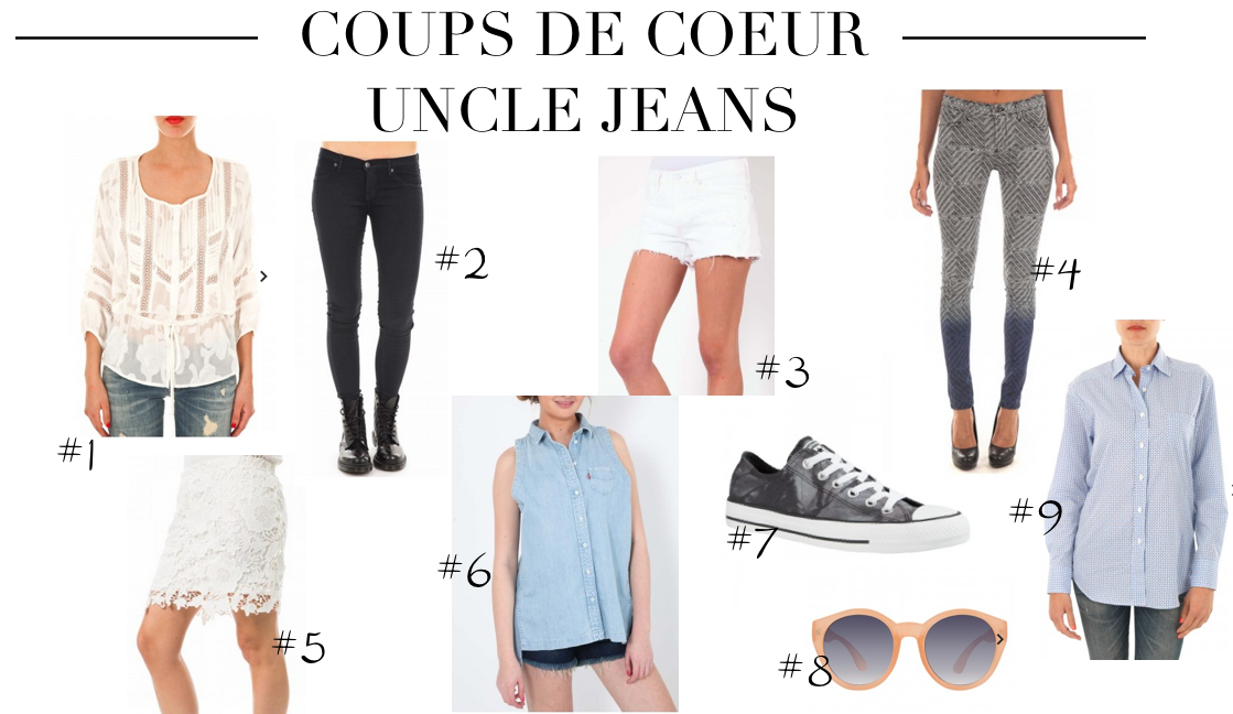 GO! UNCLE JEANS