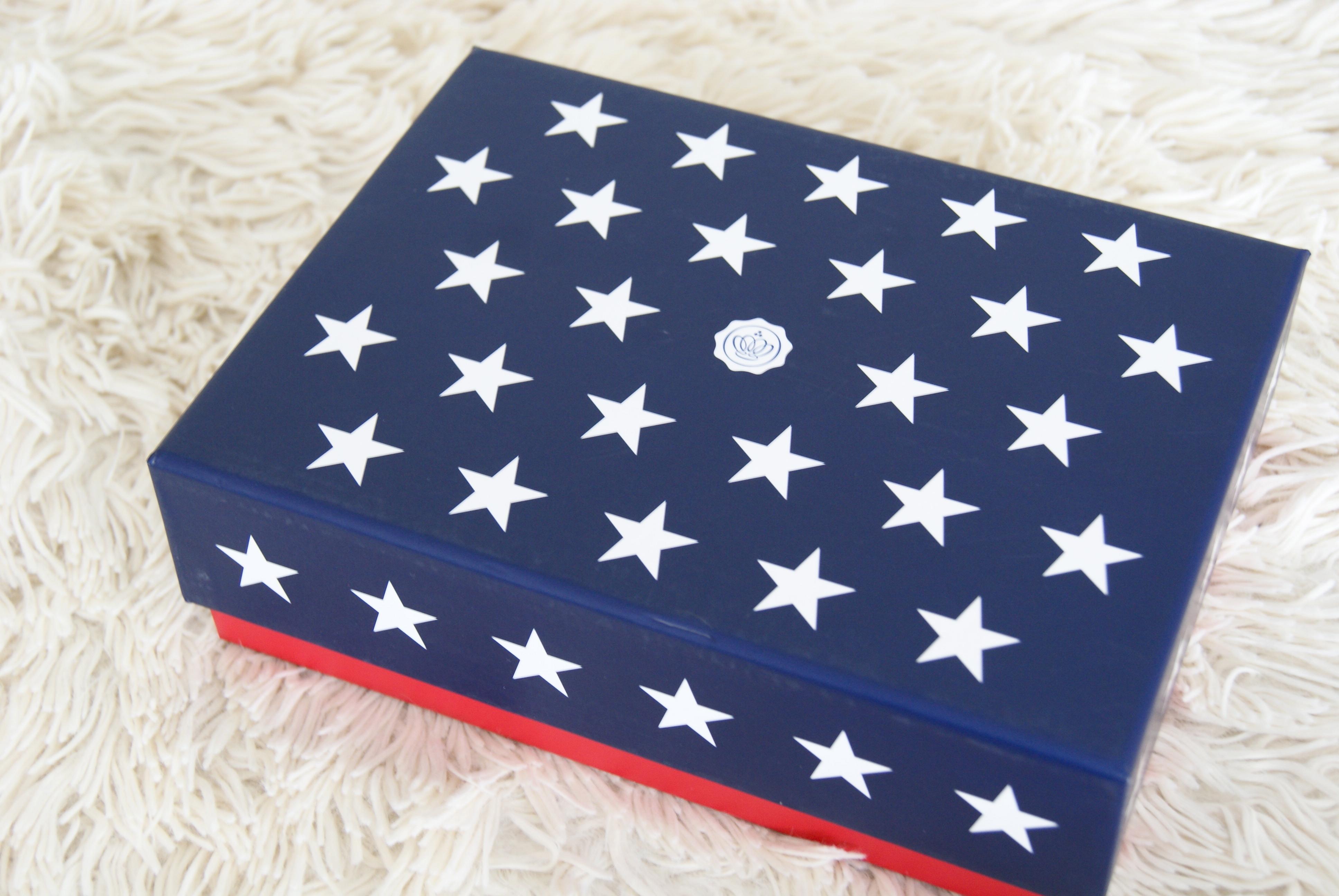 glossybox edition limitée USA