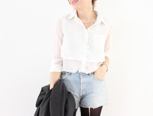 chemise sojeans Aurélie malau