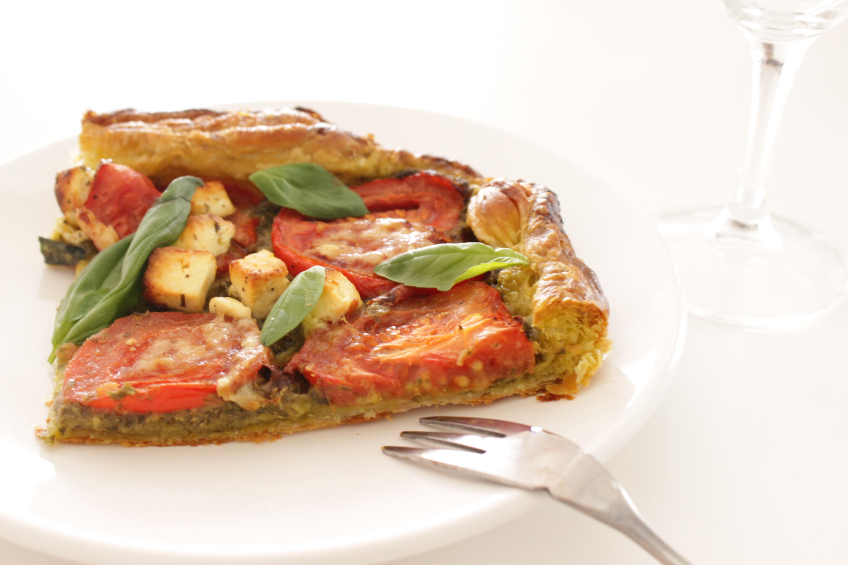 tarte tomate
