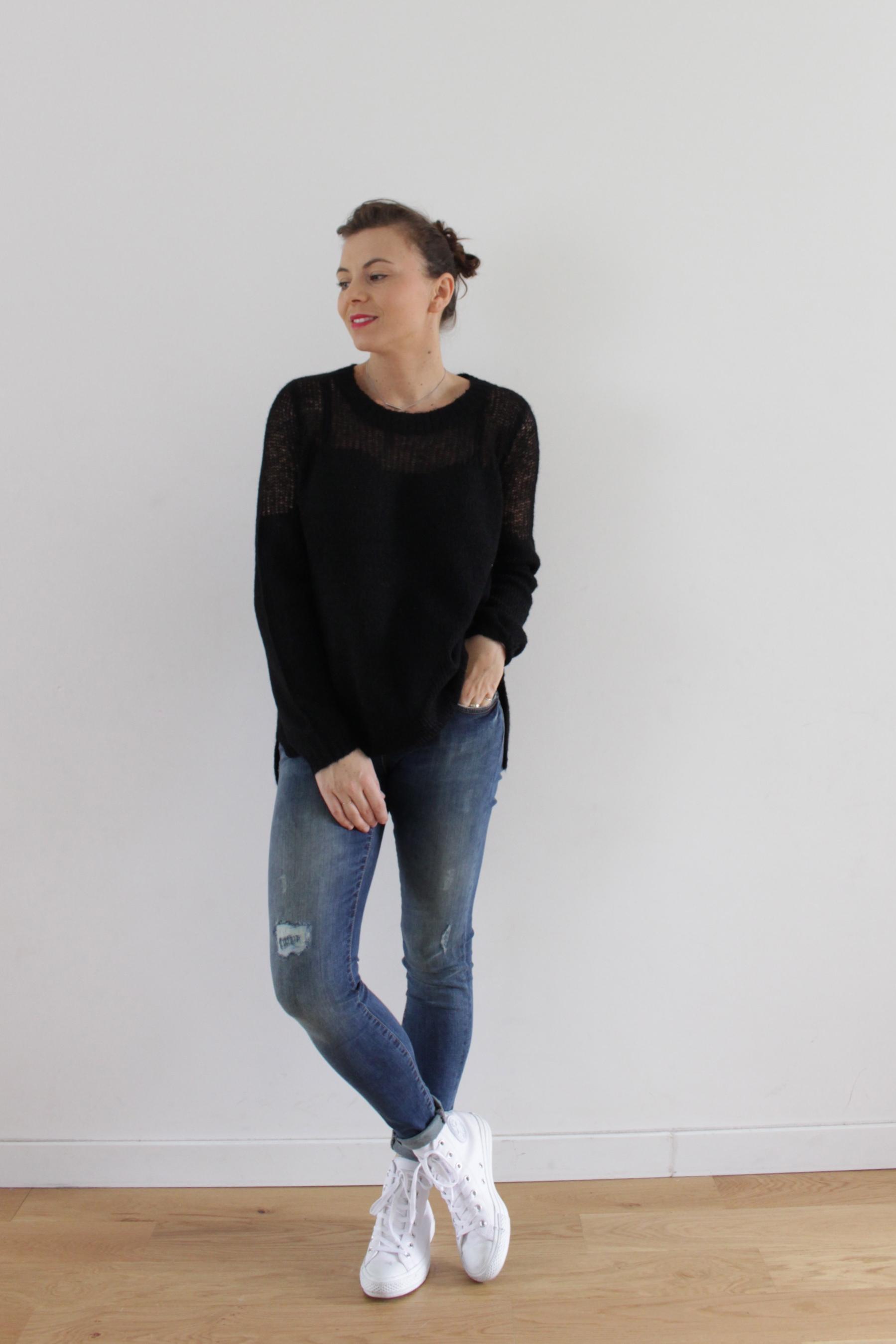 jeans troué sojeans