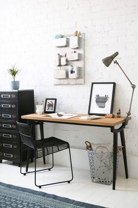 work space un nouveau bureau aur lie malau blog mode beaut lifestyle. Black Bedroom Furniture Sets. Home Design Ideas