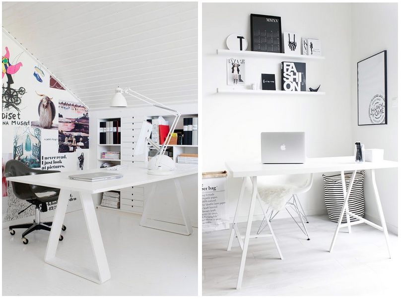 WORK SPACE : UN NOUVEAU BUREAU