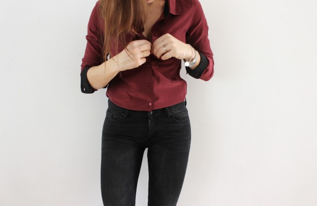 chemise somewhere Aurélie malau