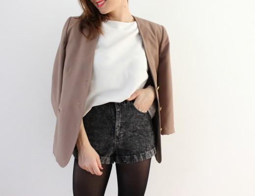 veste vintage Aurélie malau