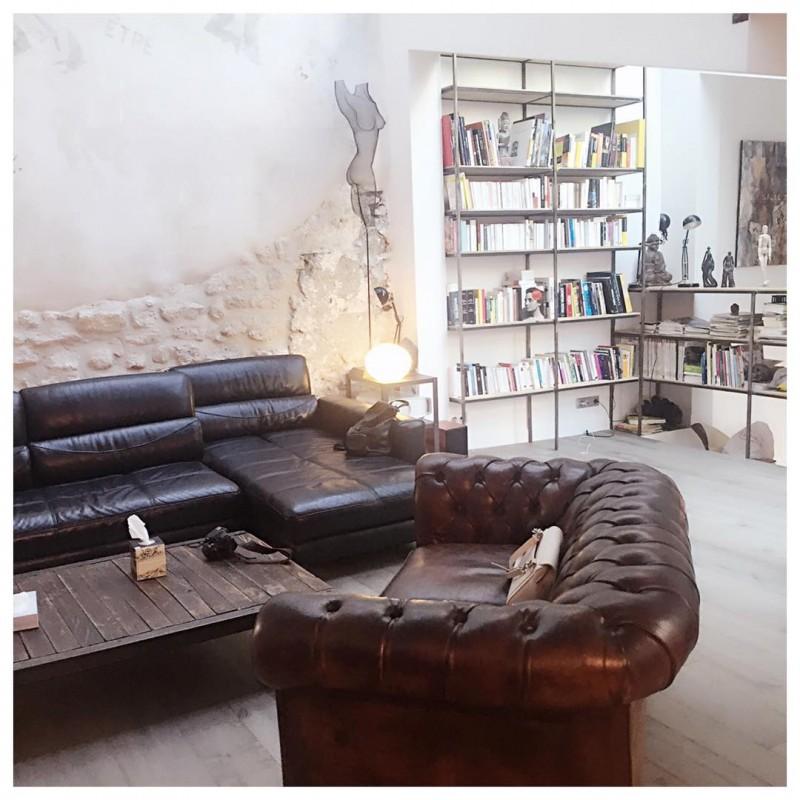 Le joli loft en plein cur de Paris pour noshellip