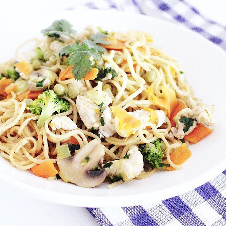 Retrouvez ma recette dun wok aux lgumes croquants pour degustaboxfrhellip
