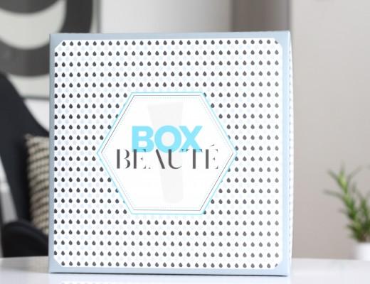 box beauté marie claire