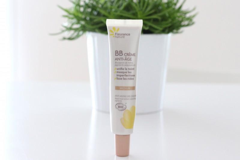 bb crème fleurence nature