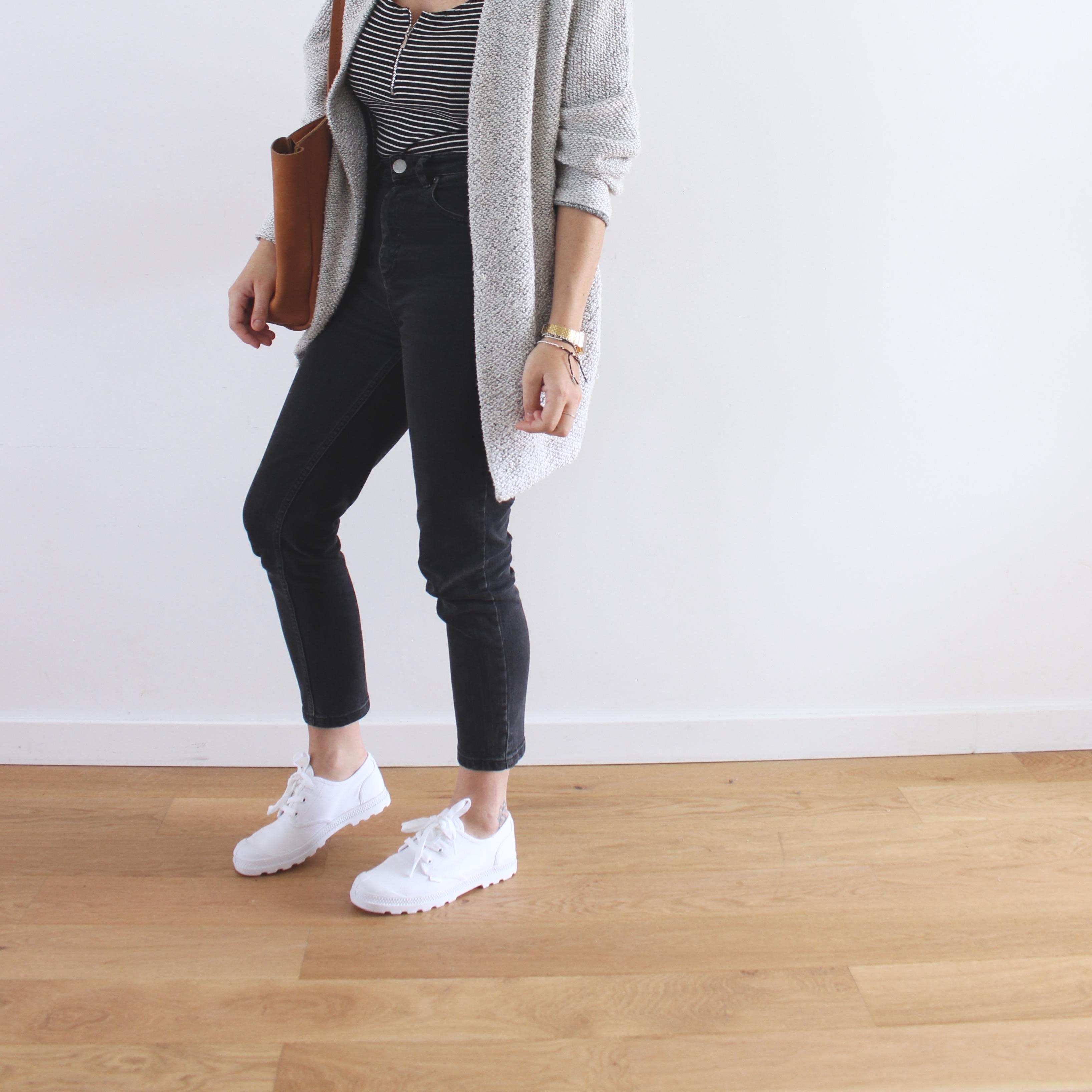 jean tailel haute asos
