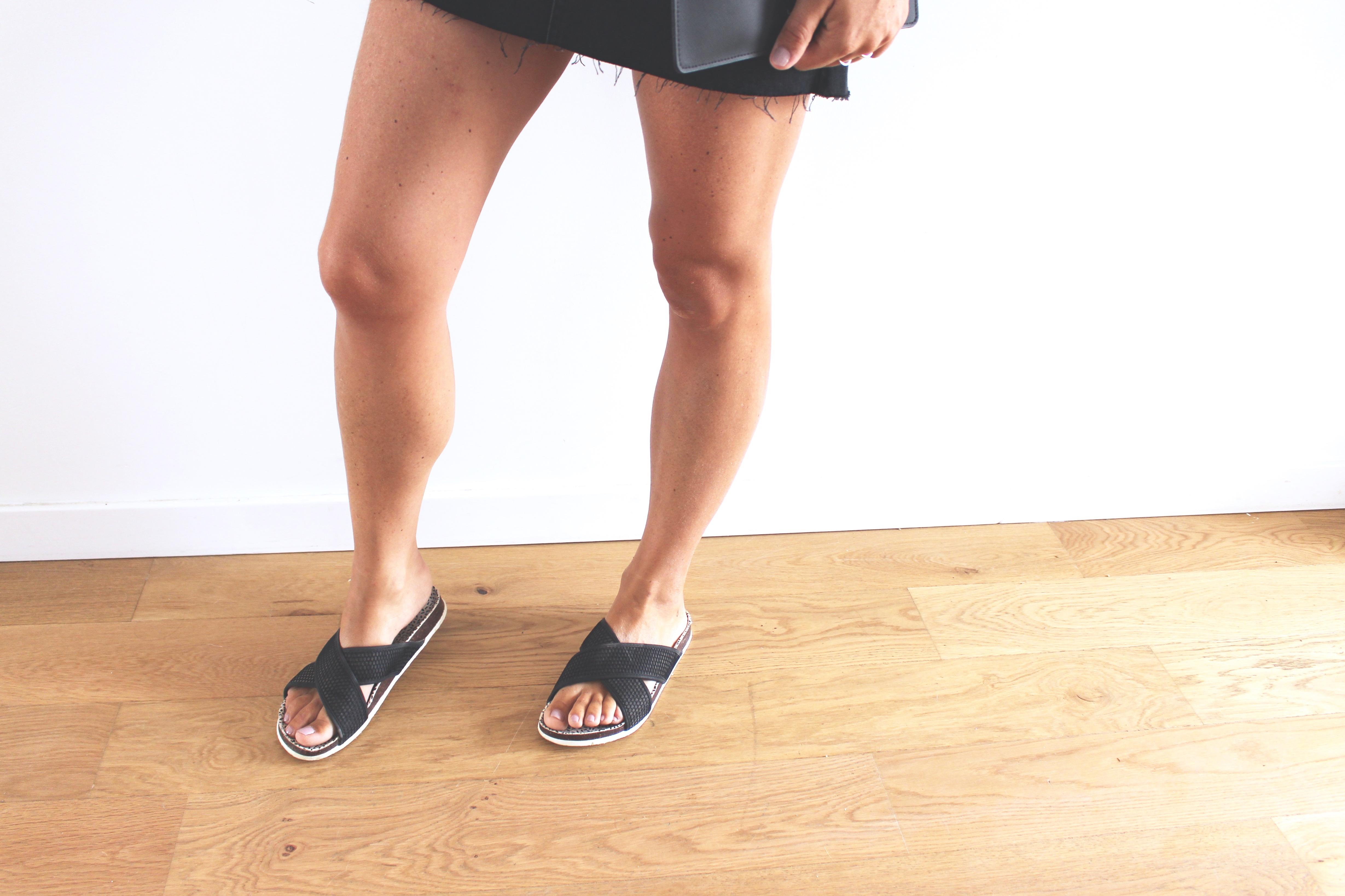 nus pieds kiabi