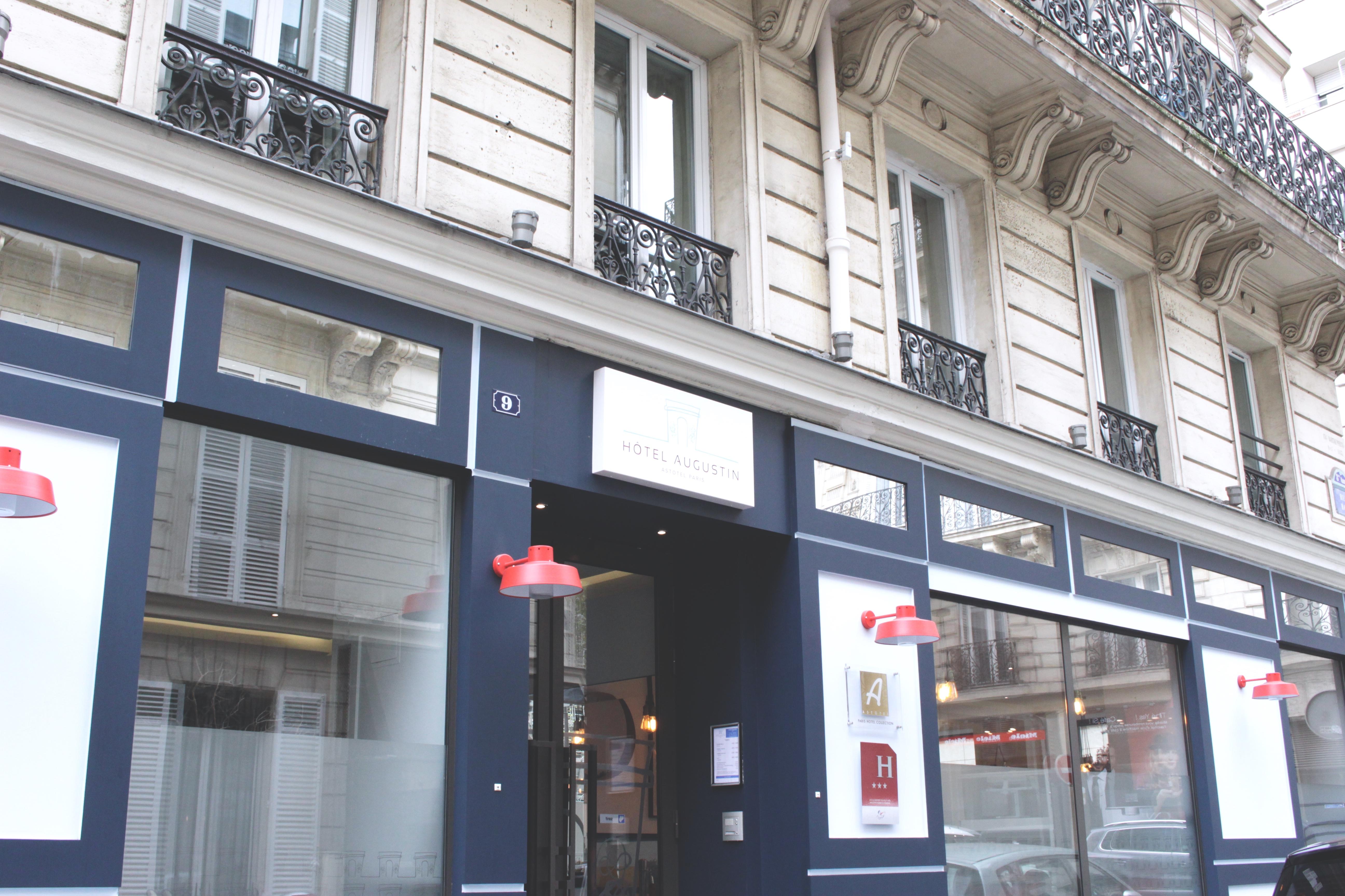 hôtel Augustin Paris