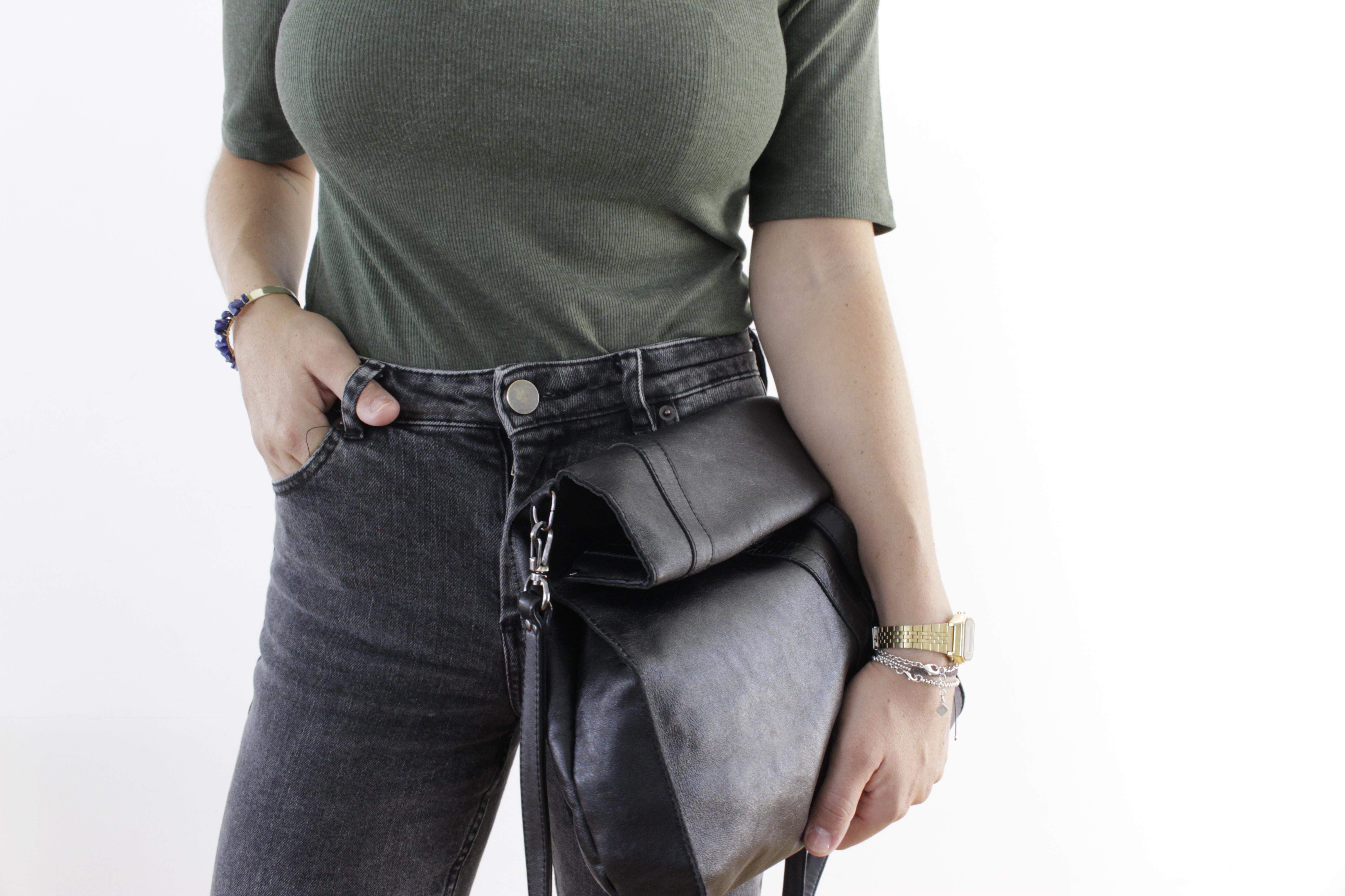 sac en cuir créateur blog mode