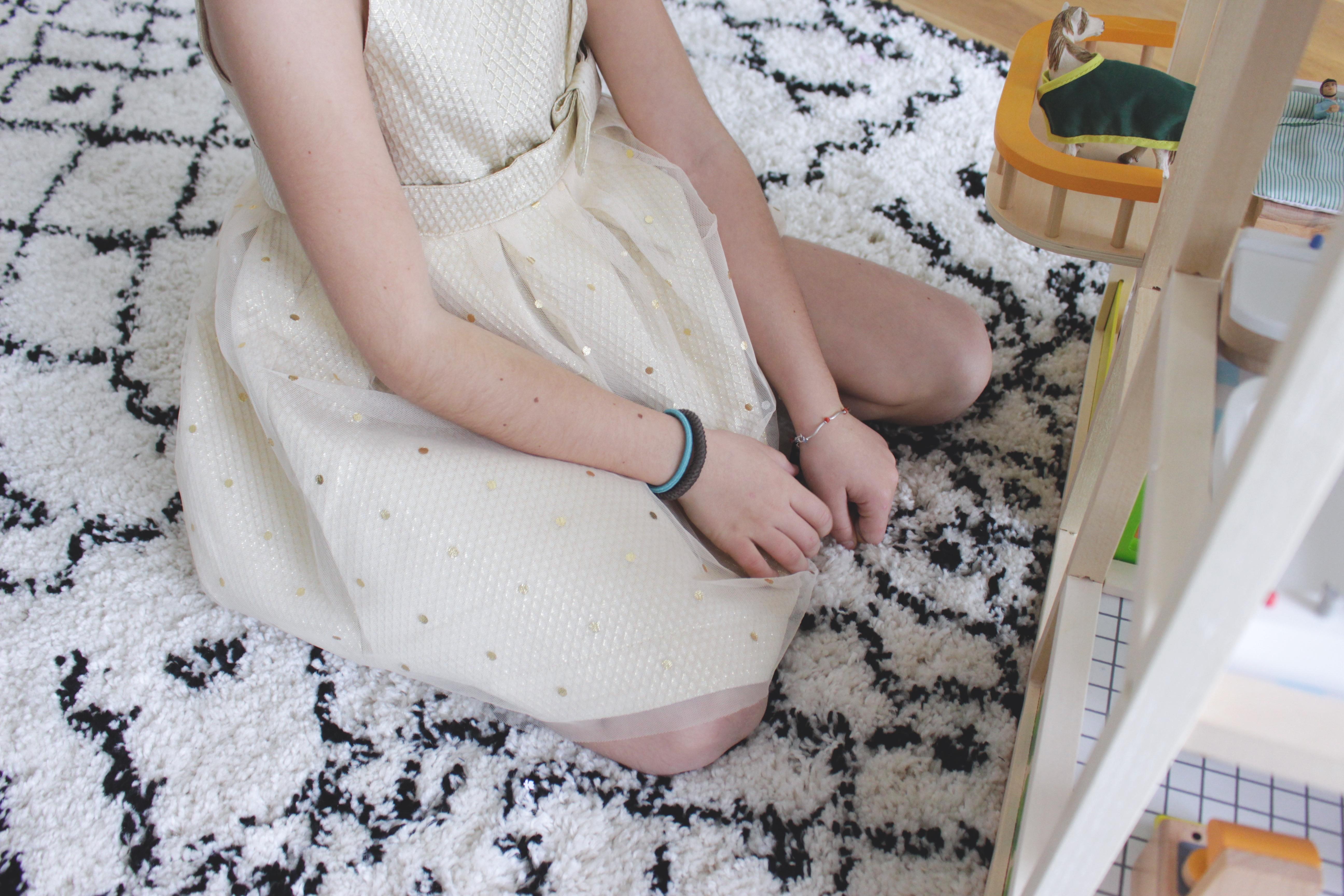robe de noel petite fille