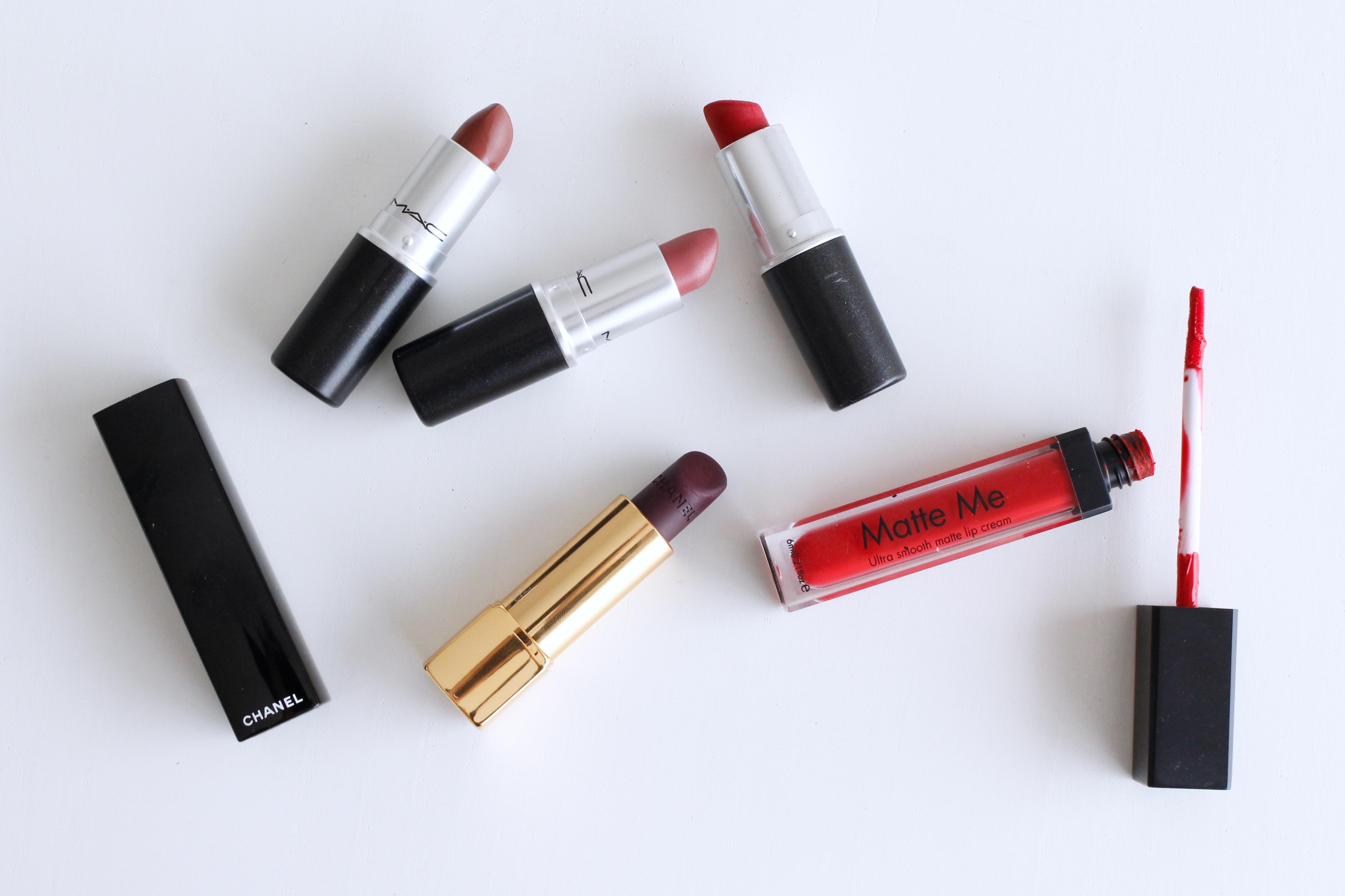 tops rouge à lèvres 2016