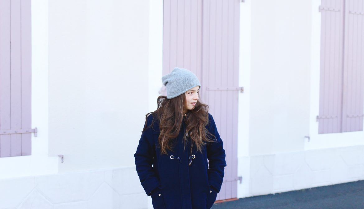 DUFFLE COAT & BONNET