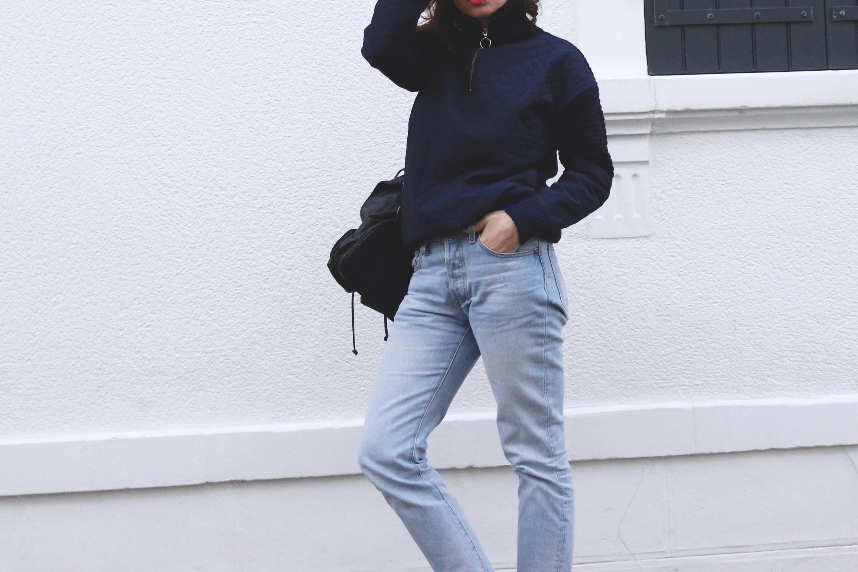 sac à dos en cuir blog mode