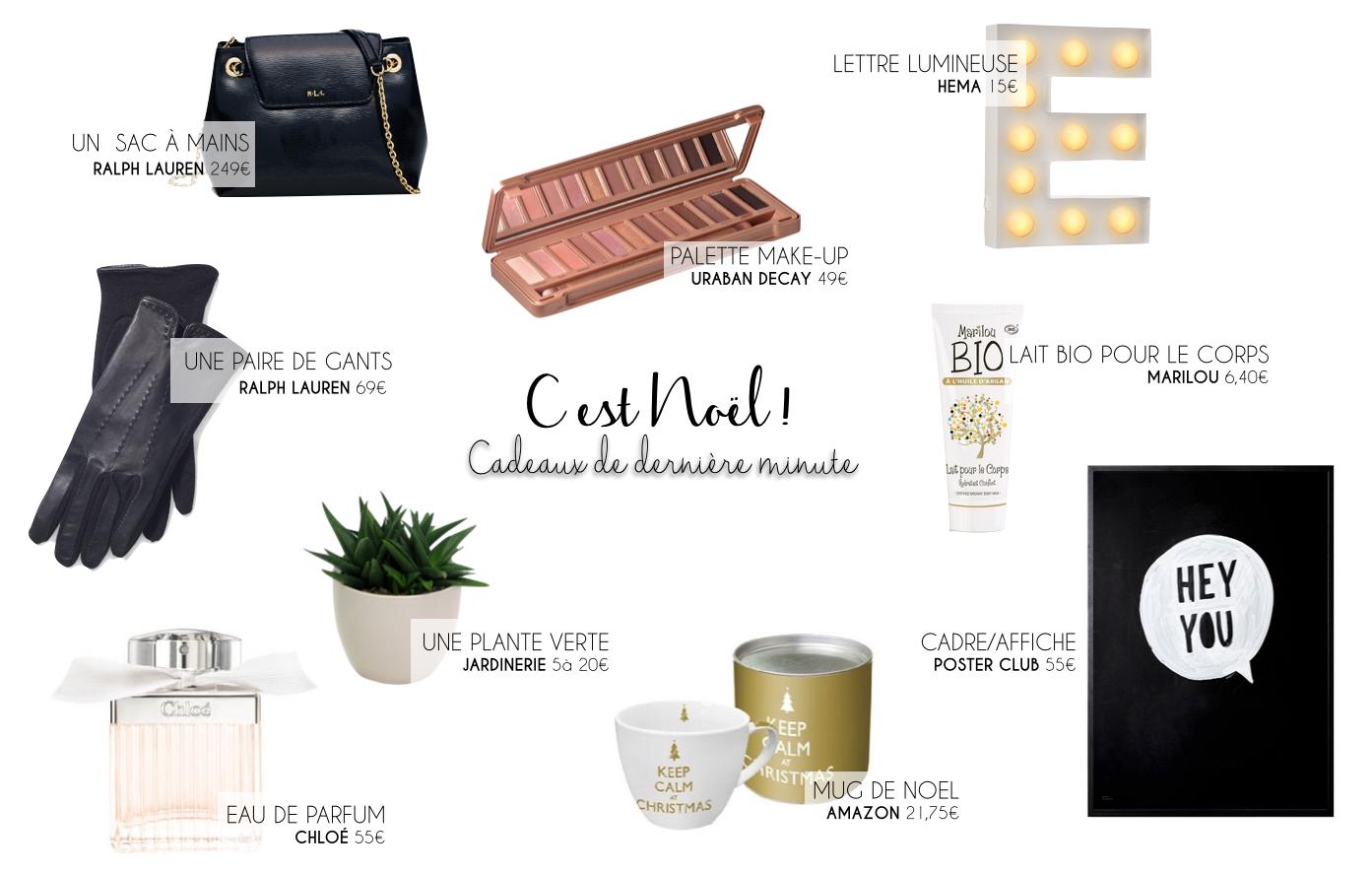 cadeaux de dernière minute! – aurélie malau blog mode, beautÉ